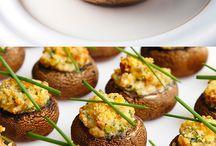 Recipes: Mushrooms