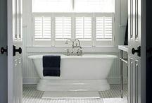 Bathroom ideas / by Kim Barnett