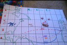 Third Map Skills