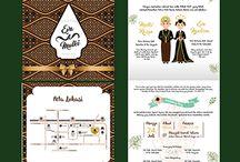 traditional wedding invitation