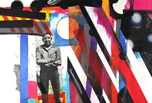 ArtLove - Collage + Mixed Media / by Robin Howell Best