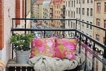 Balcony - Terrace