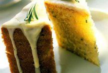 Olive oil dessert