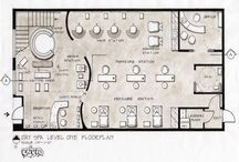 Business Floor Plans