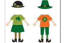 St. Patrick's Day Laminating Ideas