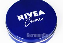 Genuine Authentic German Nivea / Nivea. Made in Germany. Shipped from Germany.