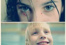 Let the Right One In/Let Me In / My Favourite Vampire Movie and Book