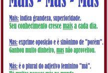 Português correto.