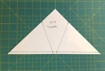 Quilt Tips/Tricks and Templates