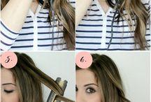 Hair  stily