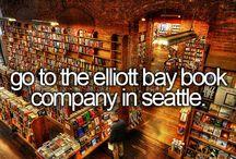 Seattle trip / by Amanda Saldana