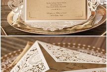 Wedding card / Wedd