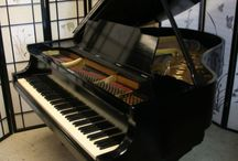 Steinway M Ebony 1911 / Sonny at Sonny's Pianos Warehouse