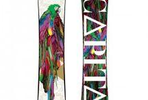 Наш ассортимент: бренд Capita / В этом альбоме представлена лишь малая часть нашего ассортимента сноубордов от Capita