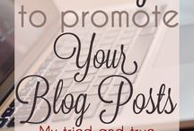 Blog promotion secrets / Searching out the best blog promotion strategies one pin at a time