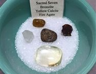 Crystal Healing Sets / Crystal healing sets for gifts and using on a daily basis! Keep these stones with you, or leave them on your nightstand for an enhanced life, and better balance.   Disclaimer: Claims on stones are not tested by the FDA and should never replace the advice of a medical professional. In the case of medical, physical, or mental issues seek professional help immediately. Use stones only for entertainment purposes and never to diagnose, treat, or cure any condition.