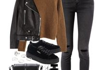 Alternative/grunge outfits
