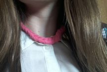 Collares/neckless