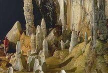 Caves / by Kristi Stout-Champion