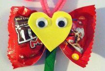 Dulces San Valentín