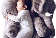 cojines de bebes