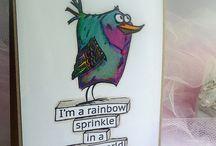 K-kaarten birds