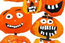 Tvoření s dětmi - SVÁTKY (Den matek, otců, haloween,..)