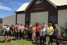 TC Wine Appreciation Tour 2015 - Swan Valley, Perth