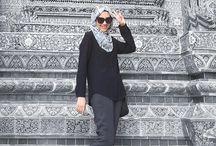 hijab ootd style