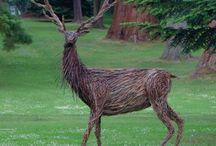 Willow handicraft