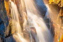 Waterfalls  / by Gloria Reyes