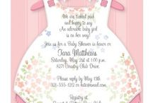 baby shower ideas / by Emily Green