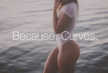 Because Curves.