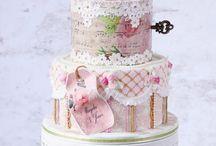 Ballet inspired cake