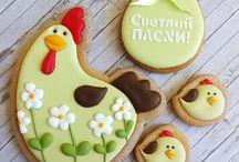 Cookies - Farm Animals