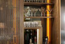 bar closet