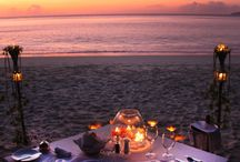 Beach pictures and dinnertime Inspiration