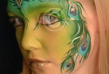 face painting / by Sheena Phillips
