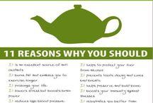 Buy Green Tea Infographics