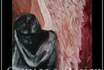 Canvas 9 Design / Artwork by Rosalie Hansen / by Rosie Hansen