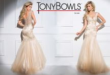 Tony Bowls @ Midnight by J. Andrew's / Prom and formal dresses by Tony Bowls