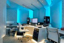 Perfect music studio