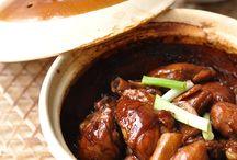 Asian recipes / by Tikina Mays