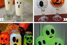 Halloween Ideas / by Beth Power