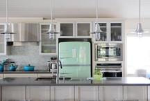kitchen / by Stephanie Crawford