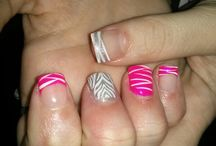 Nails by Kristin's Kreations and others I like