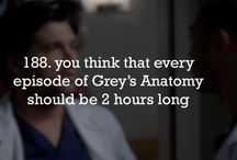 My Grey's Obsession