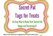 RPC College Secret Pal Ideas / by Heather Campbell