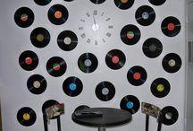 Music Room Ideas / Music memorabilia