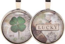 St. Patrick's Day / St. Patrick's Day Vintage Style Jewelry & Decor